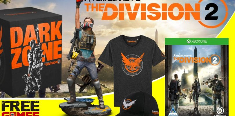 Free Games Vrydag: The Division 2 – Dark Zone CE (XBO)