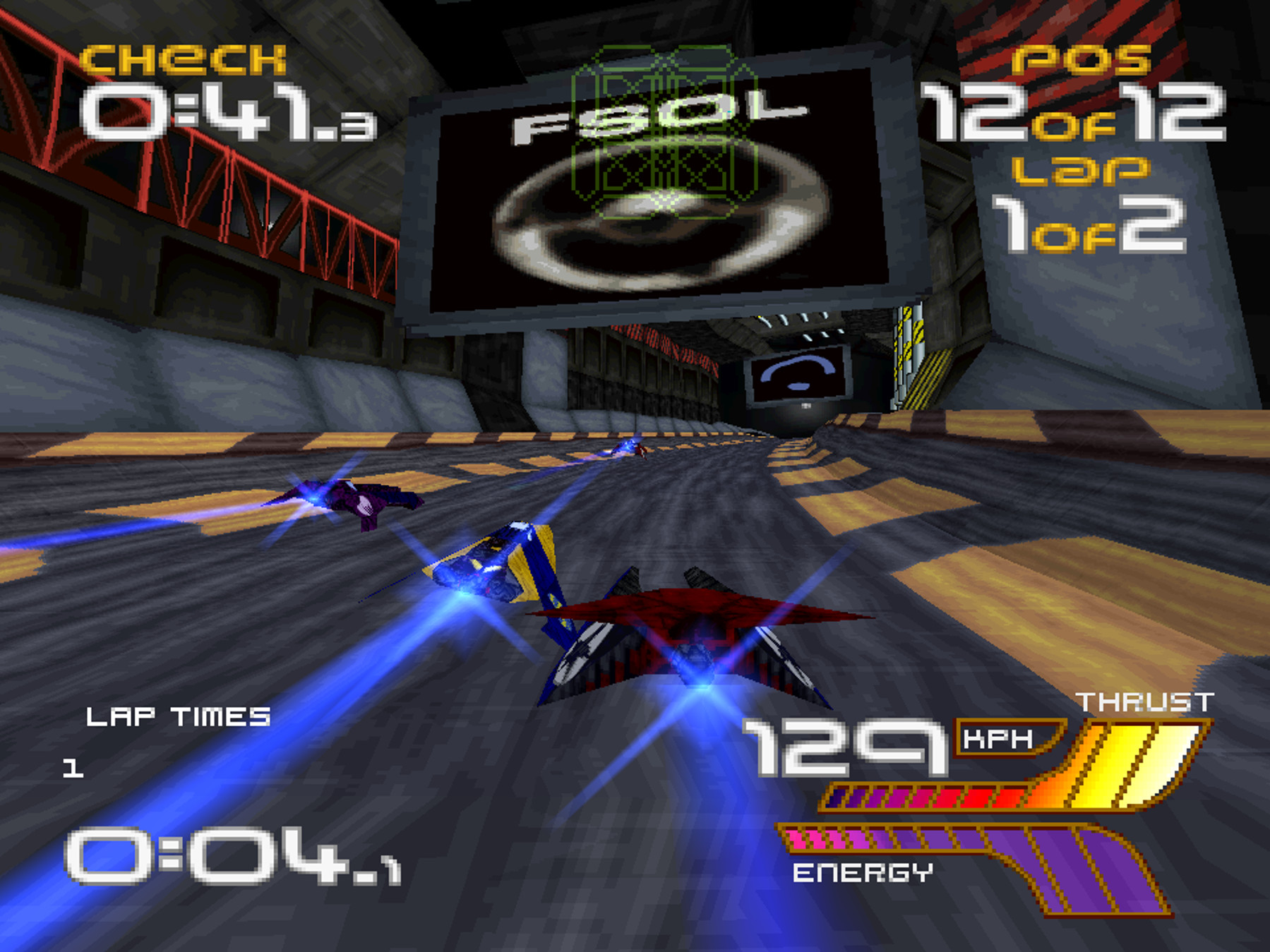 Blast from the Past: Wipeout 2097 (PS1) - SA Gamer