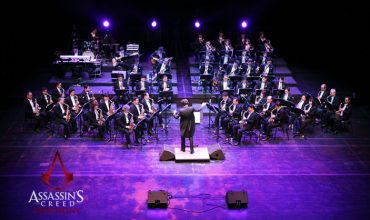 Things are going holographic in the Assassin's Creed Symphony