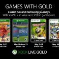 Take a swing at Games with Gold for May
