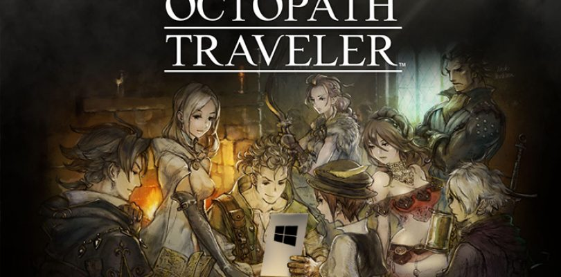 It looks like the Octopath Traveler debut on PC is concrete