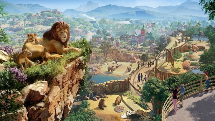 Planet Zoo will bring out the zoo tycoon in you - SA Gamer