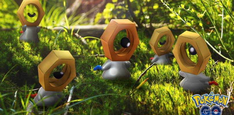 Shiny Meltan has returned to Pokémon GO for a limited time