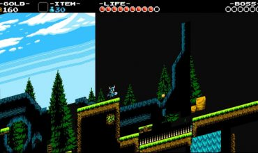 Shovel Knight is actually a 3D game