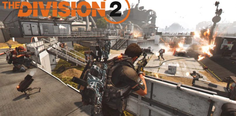Jump into the Tidal Basin in The Division 2's latest update