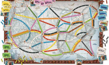 Tabletop Tuesday: Ticket to Ride