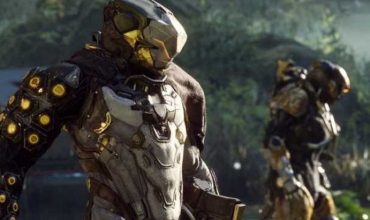 Anthem just got a new stronghold, but the roadmap is put on pause