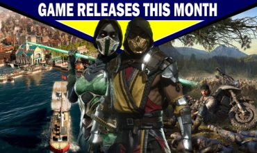 Game releases for April – with predictions!