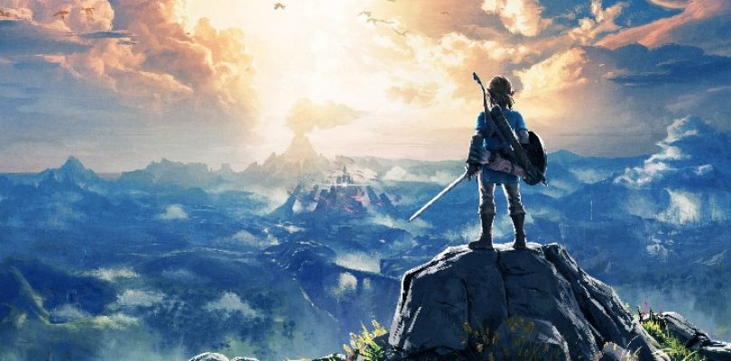 Mods made Breath of the Wild into a first-person adventure