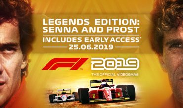 F2 officially speeds to F1 2019, along with two legends