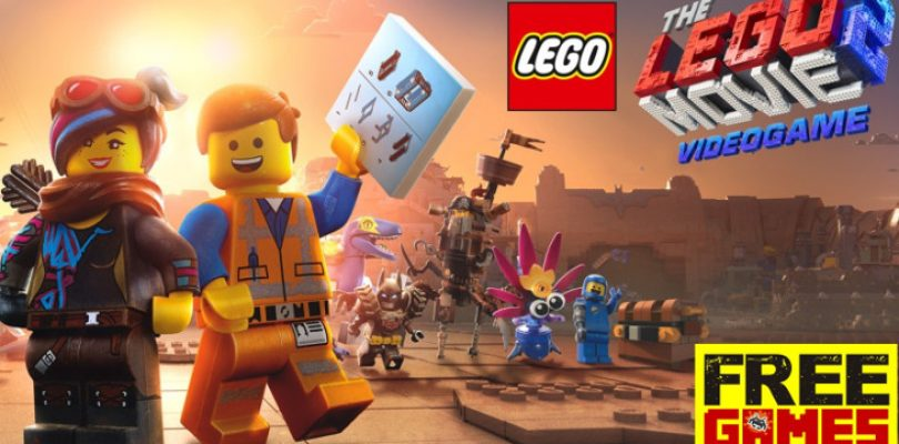 Free Games Vrydag: The Lego Movie 2 Videogame (PS4/XBO)