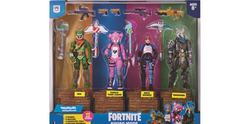 Hide your wallets, Fortnite figurines are here