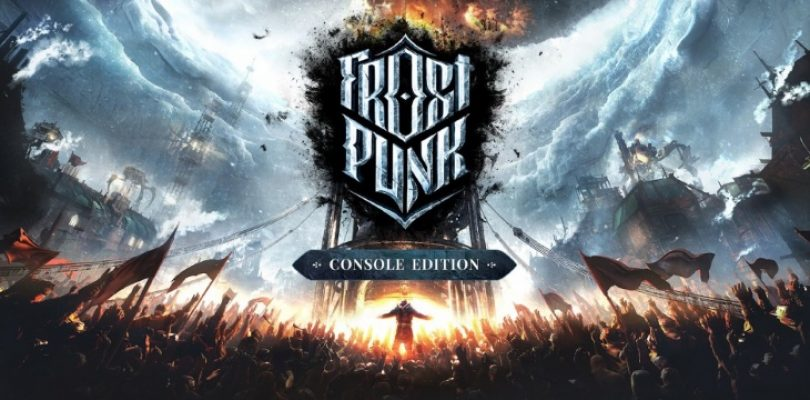 Frostpunk is bringing cold and despair to console
