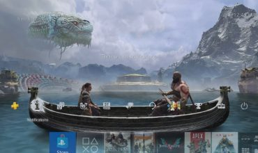 Celebrate God of War's first anniversary with a free theme and avatar set