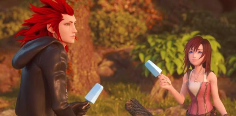 Kingdom Hearts 3 gets Critical Mode difficulty today