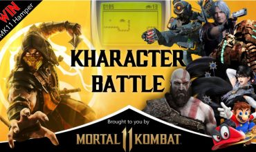 Win big with our Mortal Kombat 11 Kharacter Battle – Round 1