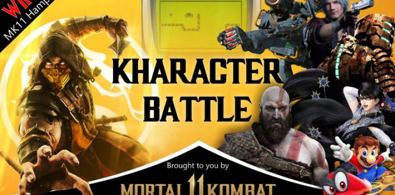Win big with our Mortal Kombat 11 Kharacter Battle – Round 5
