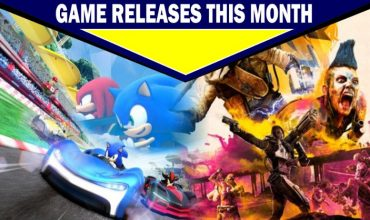 Game releases for May – with predictions!