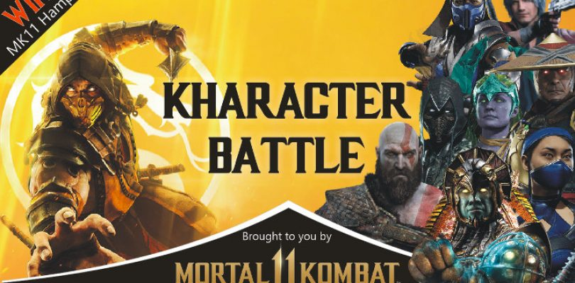 And our Mortal Kombat 11 Kharacter Battle winners are