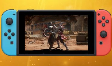 Here is your first look at Mortal Kombat 11 Switch gameplay