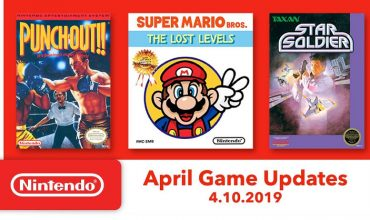Three new NES games join the Switch in April