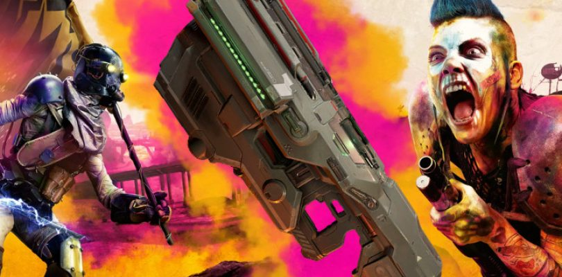 You'll get to mow down your enemies using Doom's BFG 9000 in Rage 2