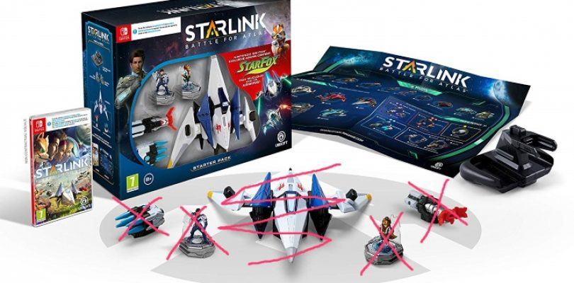 Ubisoft won't make any more Starlink toys