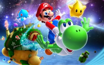 Blast from the Past: Super Mario Galaxy 2 (Wii)