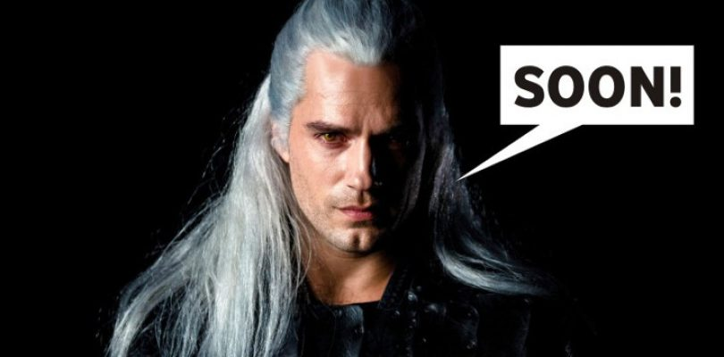 The Witcher Netflix series will launch at the end of this year