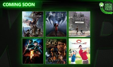 Prey, Monster Hunter: World and more heading to Game Pass this month