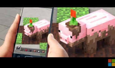Is Minecraft getting an AR version?