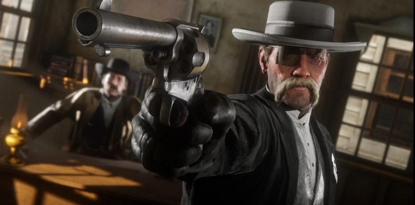 Red Dead Online officially launches