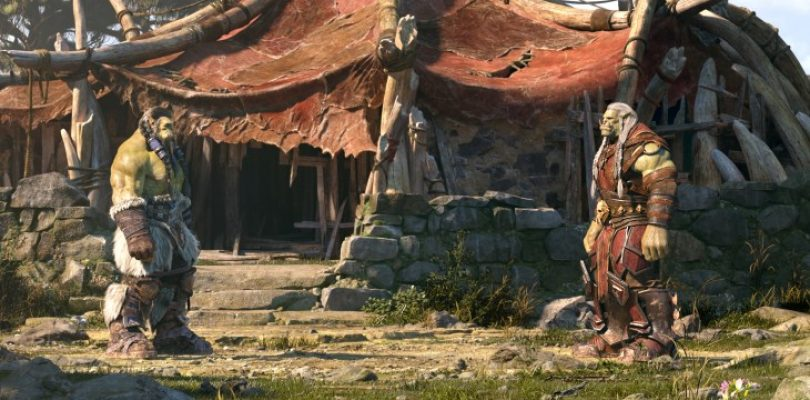 Safe Haven cinematic has Saurfang confronting Thrall