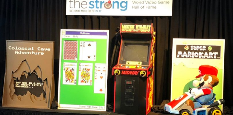 Mortal Kombat, Super Mario Kart and other classics added to the World Video Game Hall of Fame