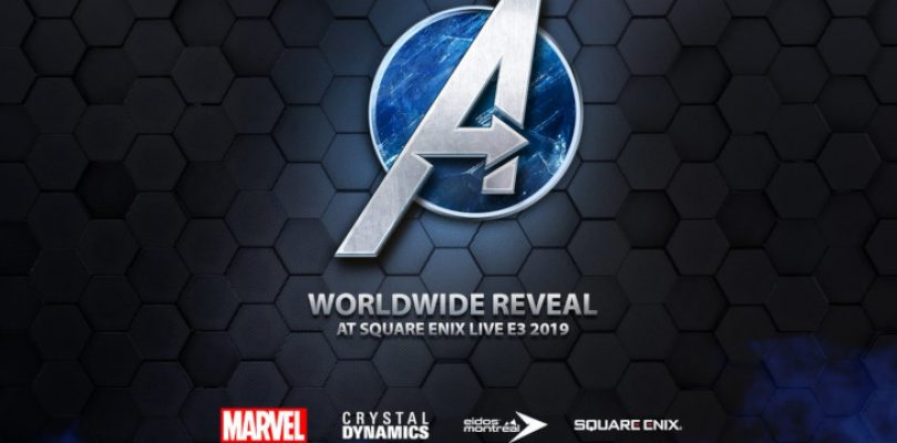 Square Enix to reveal the Avengers game at E3