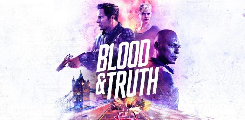 Review: Blood & Truth (PSVR)