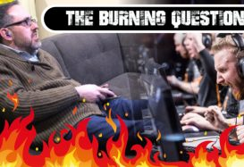 The Burning Question: Do you play multiplayer for fun or competitively?