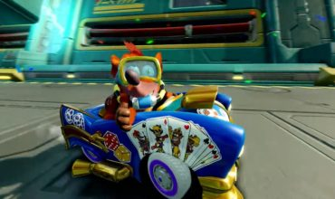 Pimp your Kart, in the latest Crash Team Racing Nitro-Fueled trailer