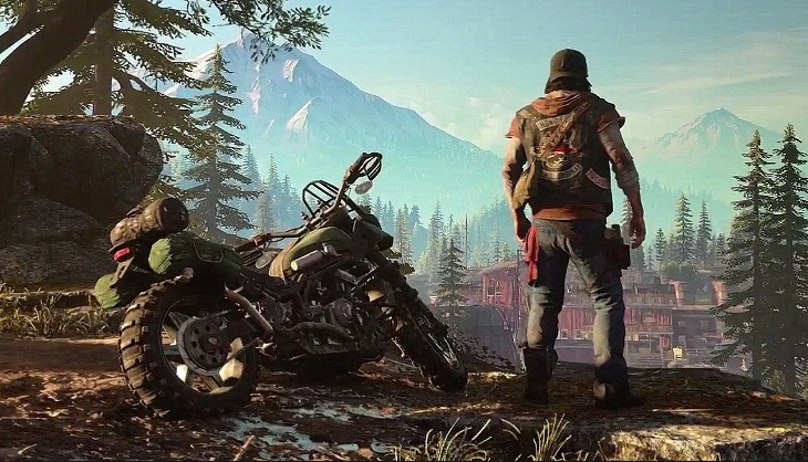 1bee9163ef1 Deacon s bike is the standout feature of Days Gone whether you like it or  not. The bike is part of Deacon s personality and your only way of reliably  going ...