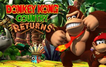 Blast from the Past: Donkey Kong Country Returns (Wii)