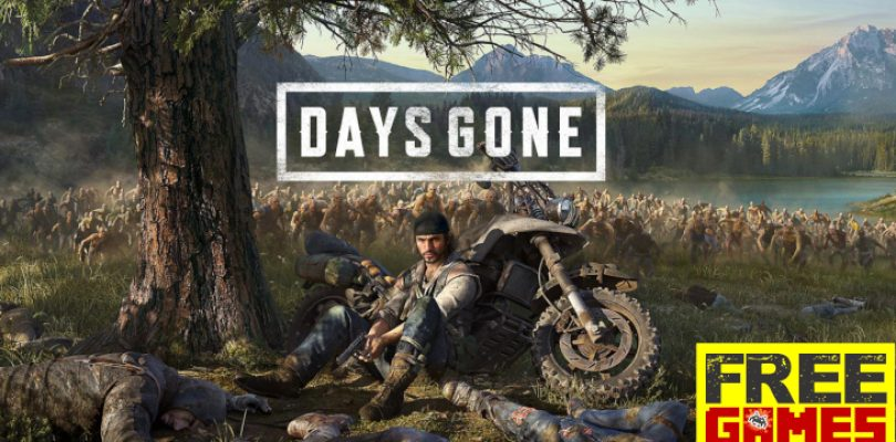 Free Games Vrydag: Days Gone (PS4)