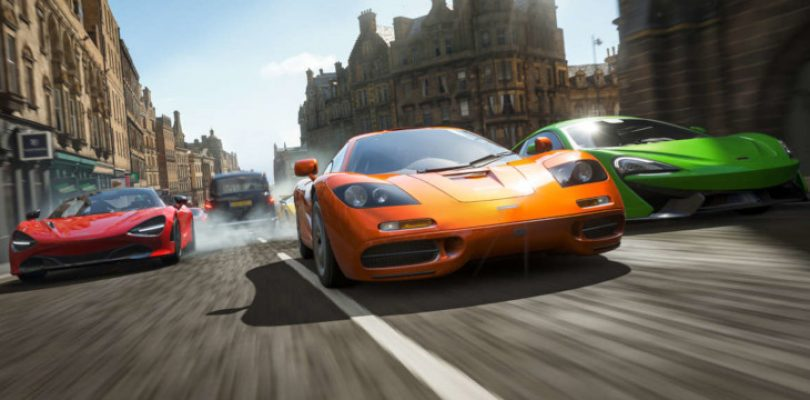 Don't expect any new cars or features in Forza Horizon 4