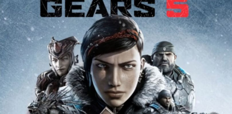 Rumour: Gears of War 5 box art and launch date might have been leaked
