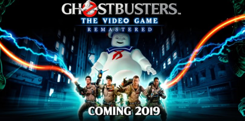 There is something strange in your neighbourhood… Ghostbusters Remastered
