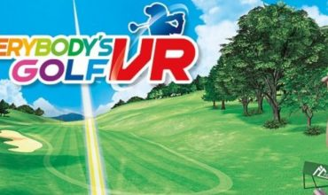 Review: Everybody's Golf VR (PSVR)