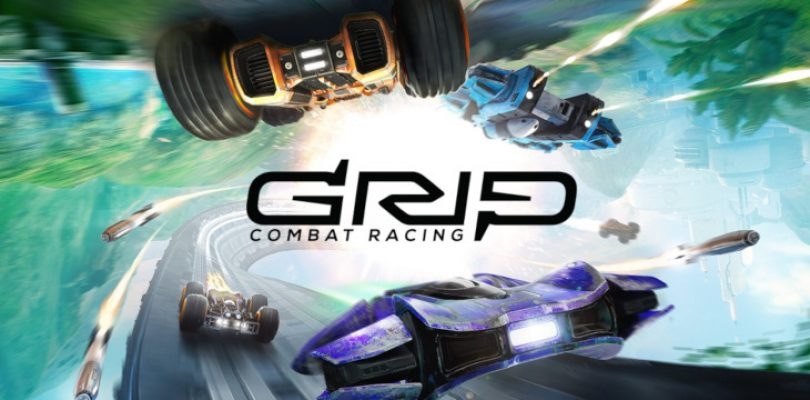 Grip loses its wheels with a big free anti-grav update