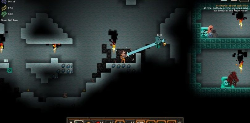 It Lurks Below, from one of the makers of Diablo, is out now