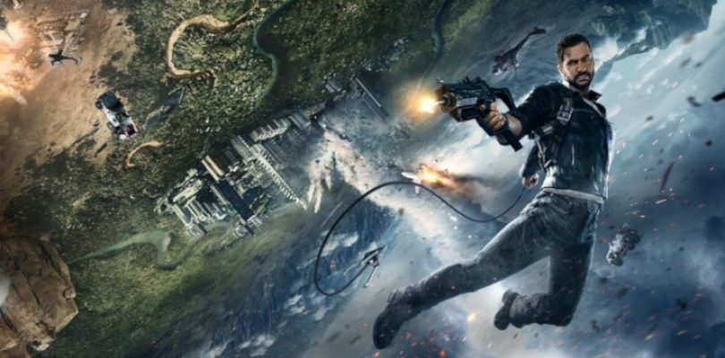 John Wick writer and creator is working on a Just Cause movie adaption
