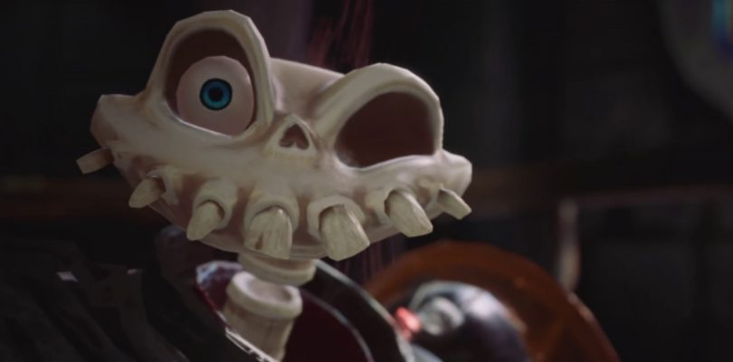 MediEvil's PS4 remake gets a trailer and is coming in October