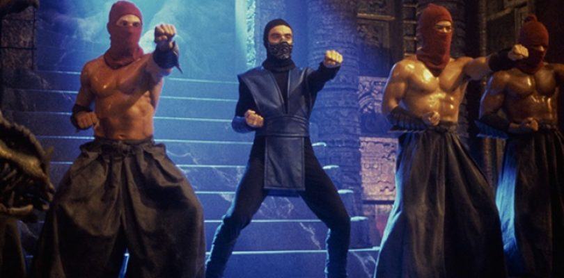 The Mortal Kombat movie reboot seems to be coming along now